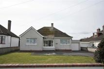 Detached Bungalow in Chester Road, Newquay...