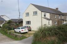 semi detached property in Trevarrian, Newquay