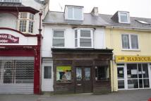 Studio apartment in Fore Street, Newquay