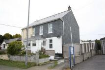 semi detached property in School Road, Summercourt