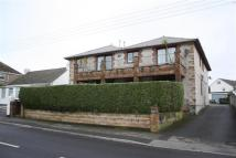 Flat in Treloggan Road, Newquay