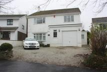 Detached home in Billings Drive, Newquay...