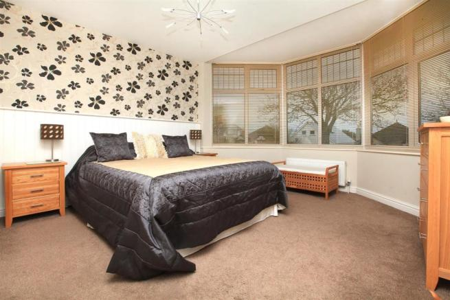 Annex - 7 Eliot Gardens Bedroom