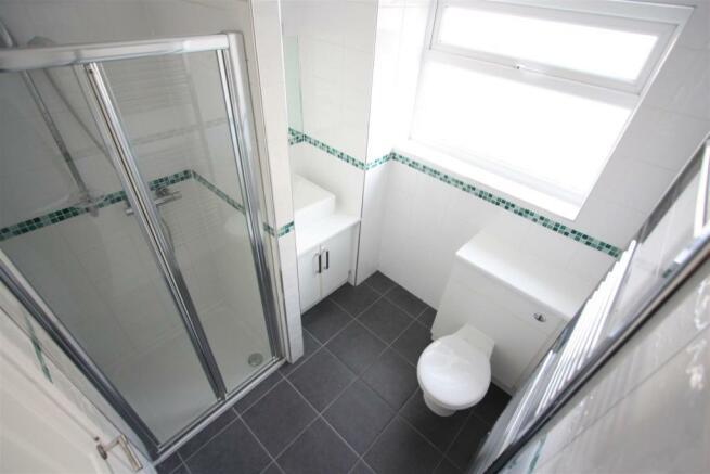 6 Gorse Close Shower Room