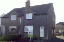 semi detached home to rent in Clark Street, Stirling...