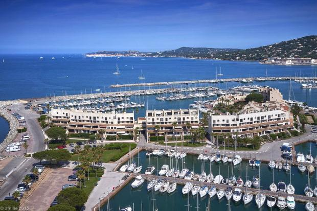 View Over The Marina