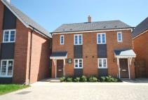2 bedroom semi detached home to rent in Bracken Way, Malvern...