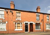 Terraced home for sale in Perdiswell Street...