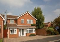 Detached property in Drovers Way, Worcester