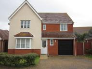 Detached home in Speedwell Close, Hopton...