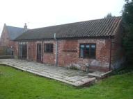 1 bed Barn Conversion to rent in Yarmouth Road, Corton...