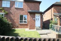 semi detached property in Oxberry Gardens...