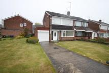 3 bedroom semi detached home to rent in Sunningdale Close...
