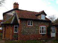 Cottage in Pages Lane  Saham Toney