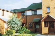 Terraced home in Vallis Close, Poole...