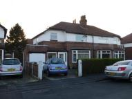 3 bedroom semi detached house to rent in Cholmondeley Avenue...