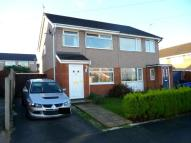 semi detached house in Willow Walk, Mold