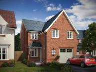 4 bed new property for sale in The Whalley, Meadow View...