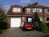 4 bedroom semi detached house for sale in Fox Close, Timperley...