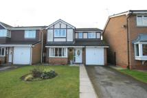 Detached home in Rockley Close, Hucknall