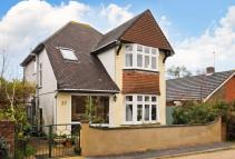Detached house to rent in Poplar Road, Botley...