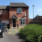 semi detached house in Hamilton Close, Banbury...