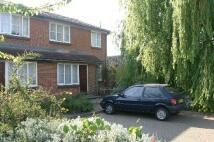 semi detached home in Derwent Road, Egham, TW20