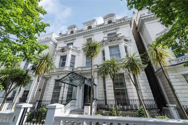 Detached House For Sale In Holland Park London W11