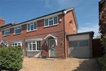 3 bed semi detached property to rent in Alma Lane, Wilmslow...