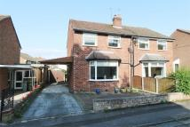 2 bedroom semi detached house in Annis Road...