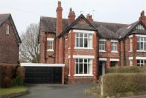 semi detached property for sale in Heyes Lane...