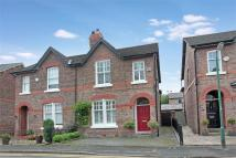 semi detached house in Clifton Street...