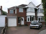 3 bed semi detached property for sale in HALESOWEN...