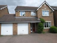 4 bedroom Detached house for sale in Hampstead Glade...