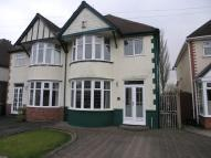semi detached property in Oak Tree Crescent...