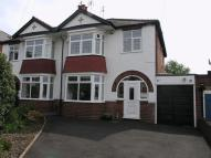 3 bed semi detached home for sale in HALESOWEN, Astley Avenue