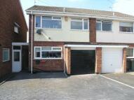 semi detached property for sale in HALESOWEN, Cookley Close