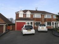 semi detached house for sale in HALESOWEN...