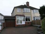 semi detached home for sale in HALESOWEN, Alexandra Road