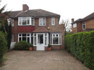 3 bedroom semi detached house in Bullescroft Road