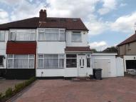 semi detached home for sale in Warwick Avenue