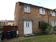 3 bed semi detached house in Bushfield Close