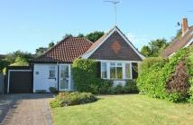 Harlands Close Bungalow for sale