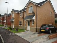 semi detached house in Glenvilla Circle, Paisley