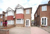 3 bedroom semi detached property in Longacre Road...