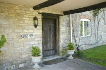 Detached home for sale in WEDMORE, SOMERSET