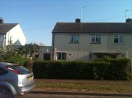 semi detached property to rent in Coppice Road, Ryhall, PE9