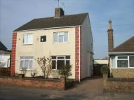 semi detached house in High Street, Old Fletton...