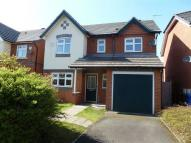 3 bed Detached home for sale in 4 Spires Croft, Leigh...