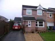 Detached property for sale in 9 Spinnerette Close...